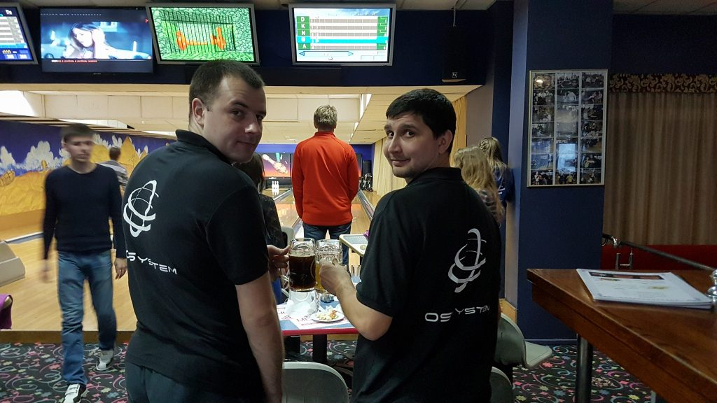 OS-Systems team members