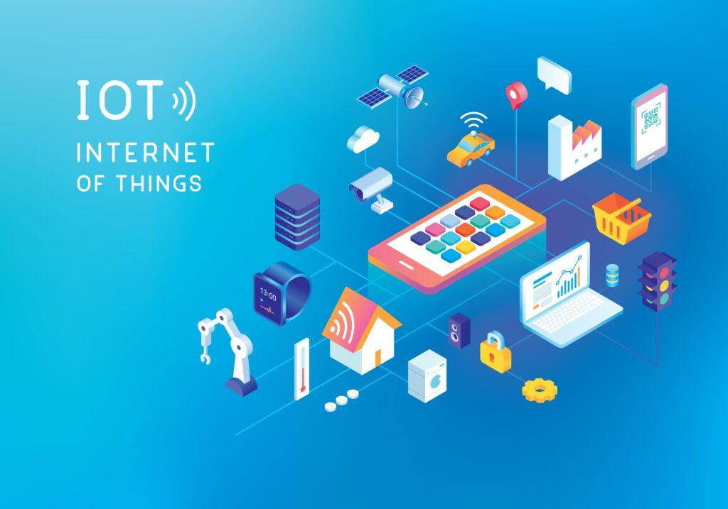 Internet of Things (IoT) in Mobile App Development