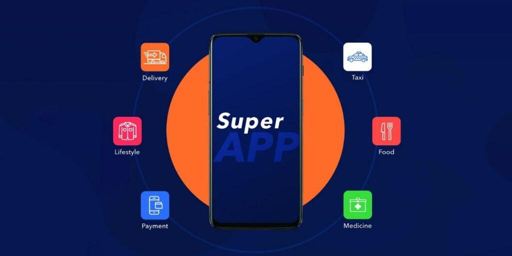 Super Apps - new trend in mobile development