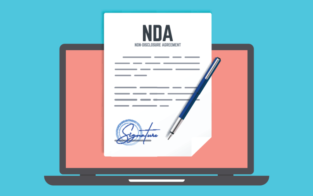 free non disclosure agreement template