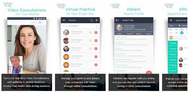 patient record app
