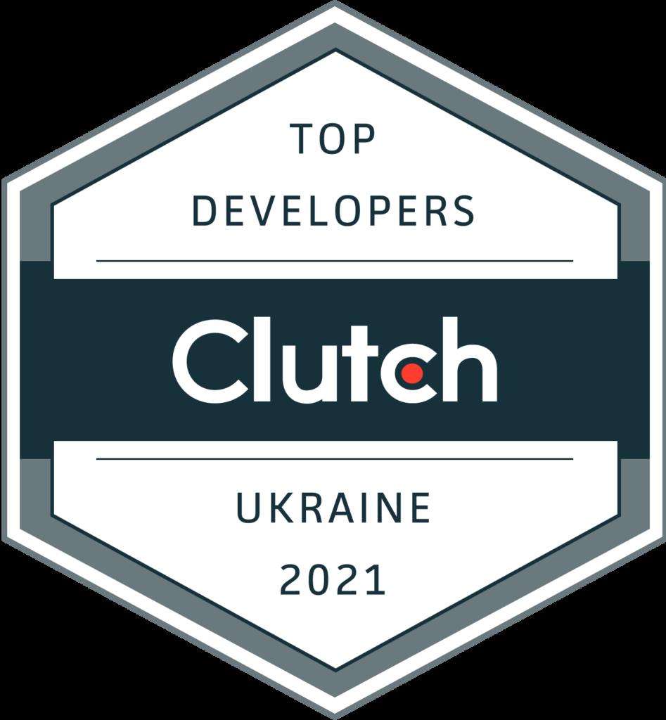 Top Developers Ukraine 2021