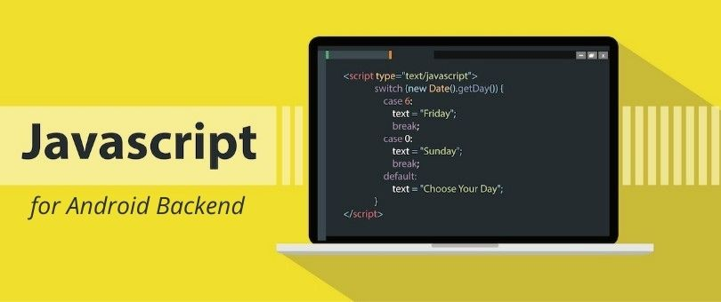 Javascript Backend for Android App