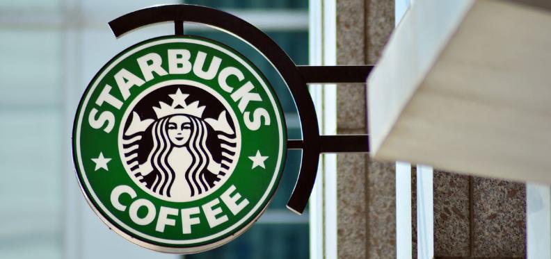 Starbucks logo photo
