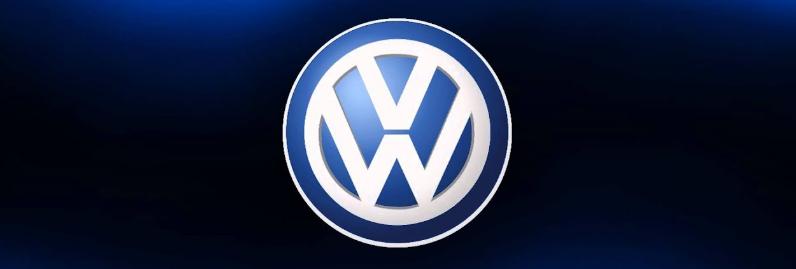 Volkswagen blue logo